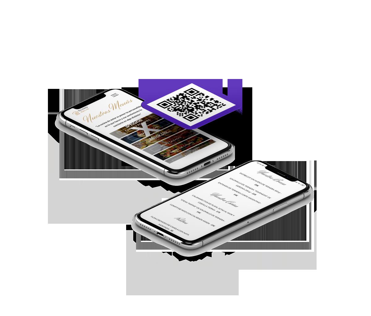 Carta digital para restaurante, ideal para tu negocio