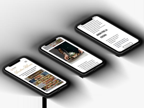 Tu carta digital, con todos tus menús